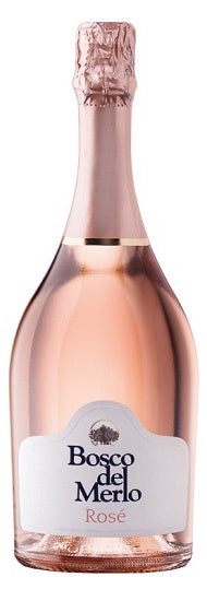 Bosco del Merlo / Sparkling Rose / 750mL