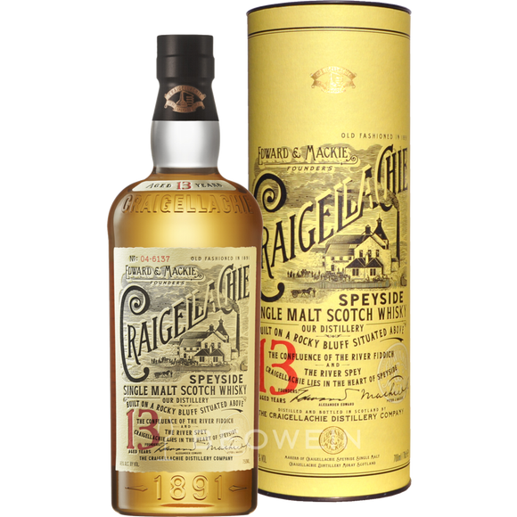 Craigellachie / Scotch Single Malt 13 Year / 750mL