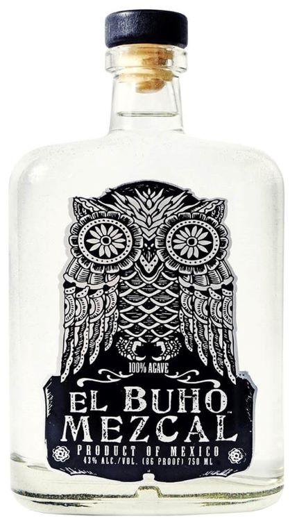 El Buho / Mezcal / Please click for sizes