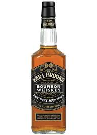 Ezra Brooks / Bourbon / 1.75L