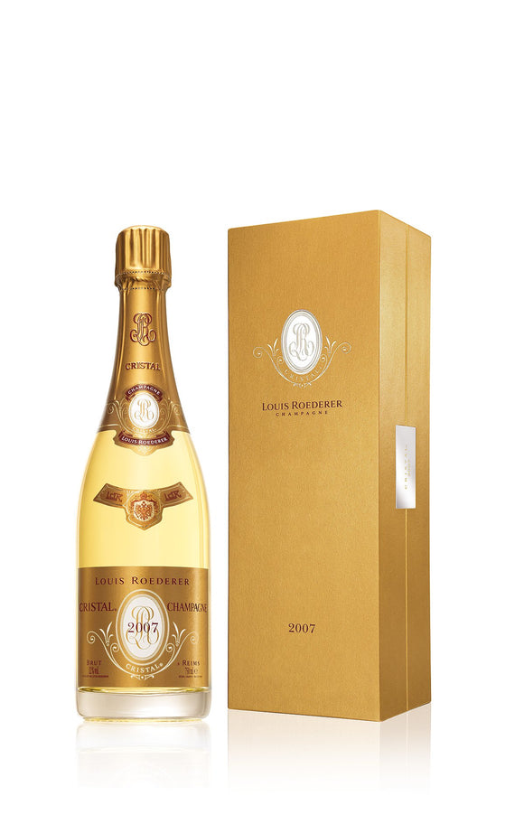 Louis Roederer / Cristal Champagne / 750mL