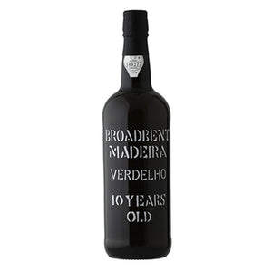 Broadbent Madeira / 10 Year Old Sercial (NV) / 750mL