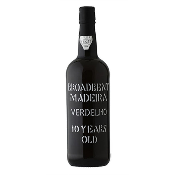 Broadbent, 10 Year Old Sercial (NV) / 750mL