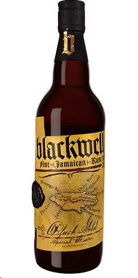 Blackwell / Black Gold Special Reserve Jamaican Rum / 750mL