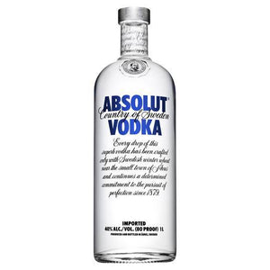 Absolut / 80 Proof
