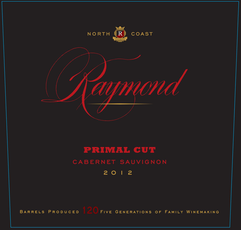 Raymond Vineyards / Primal Cut Cabernet Sauvignon / 750mL