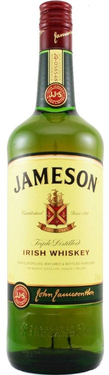 Jameson / Irish Whiskey / Please click for sizes