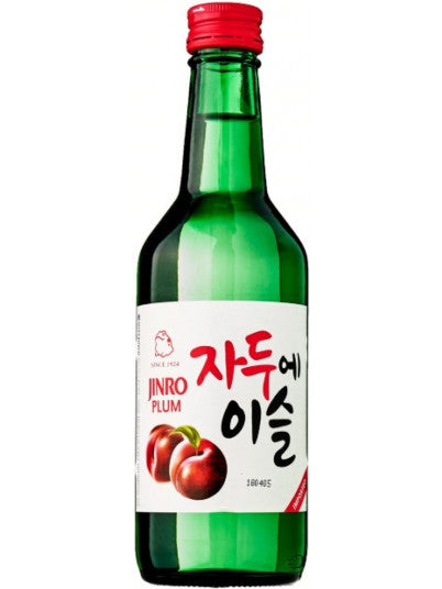Jinro / Plum Soju / 375mL