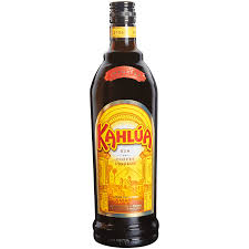 Kahlua / Coffee Liqueur / Please click for size options