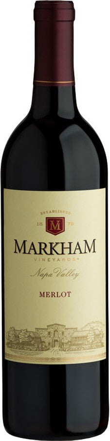 Markham Vineyards / Merlot / 750mL