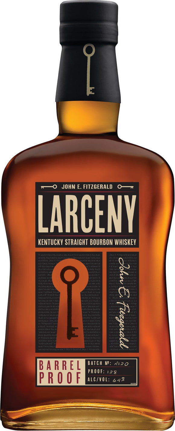 Larceny / Barrel Proof / 750mL