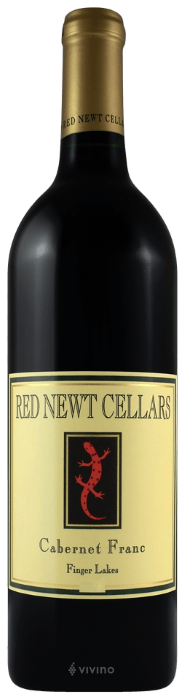 Red Newt Cellars / Cabernet Franc 2016 / 750mL
