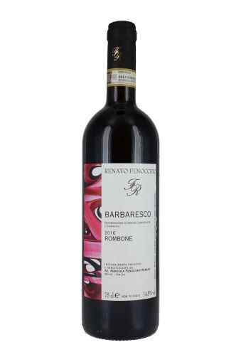 Renato Fenocchio / Barbaresco / Rombone / 750mL