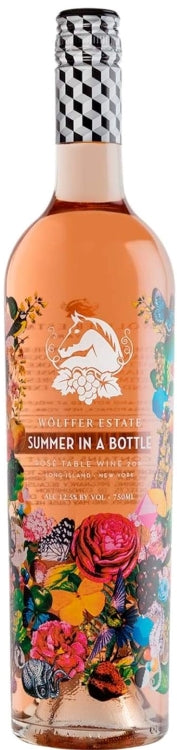 Wolffer Estate / Summer In A Bottle Rosé 2020/ 750mL