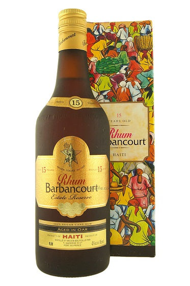Rhum Barbancourt / Estate Reserve 15 Year / 750mL