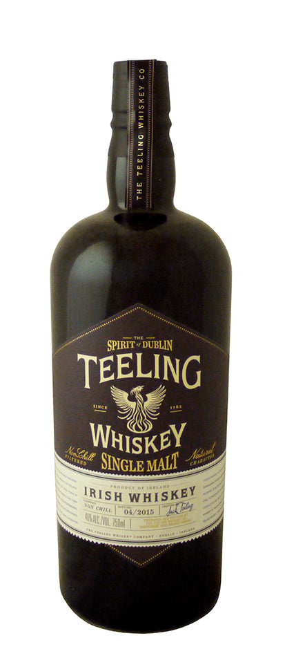 Teeling / Irish Whiskey / Single Malt 92 / 750mL