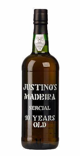 Justino's / 10 Yr Old Reserve Madeira / 750mL