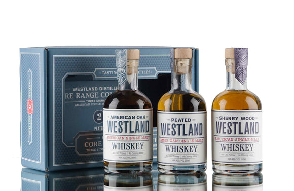 Westland / American Single Malt Combo 3pk / 200mL