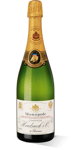 Heidsieck & Co. Monopole / Champagne Extra Dry / Retro 1907 / 750ml