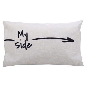 My side Pillow wedding gift | Gift for a married couple