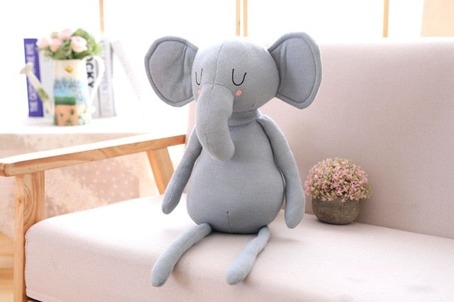 Cute Animal Cushions | Rabbit Cushion | Elephant Cushion