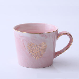 Pink Mr & Mrs Ceramic Mugs | Ideal & Affordable Wedding Gift