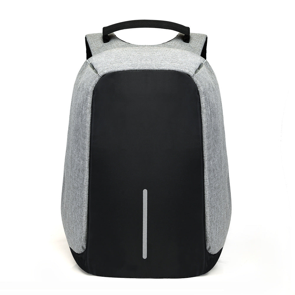 Waterproof Anti Theft Travel Backpack with USB Charging