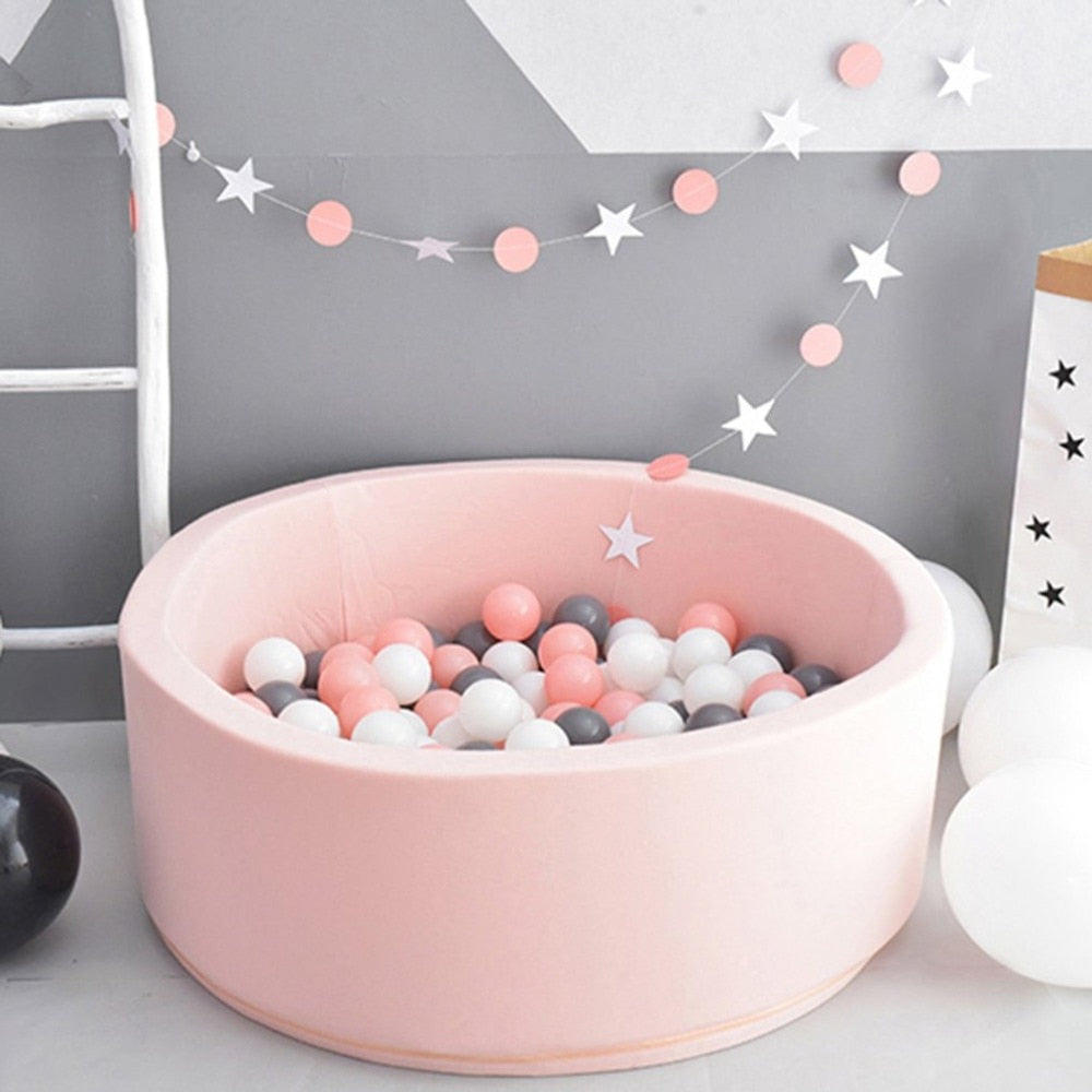 Classy Children's Ball Pit | Pink Ball Pit