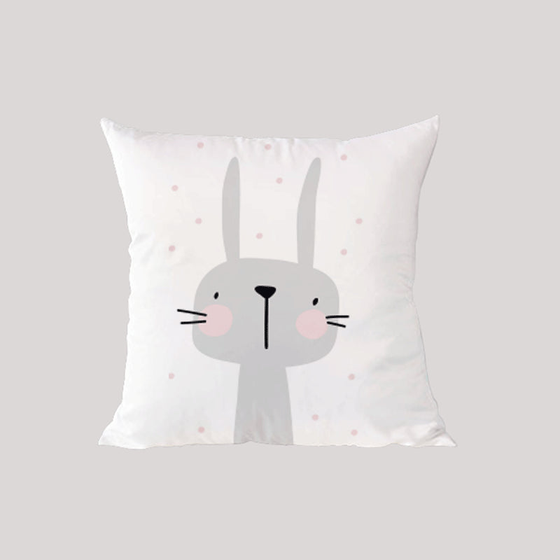 Cute Rabbit Cushion | Nursery Pillows | Children's Pillows | Kid's Gifts