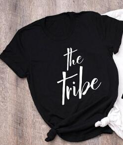 The Tribe T-shirt's | Wedding Party Accessories