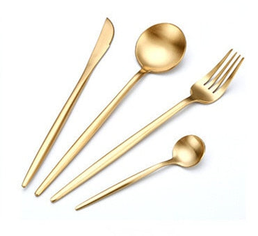 Stylish Stainless Steel Cutlery Set | Affordable Home Gifts