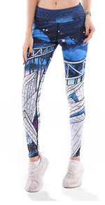 Sunny Lily  CITY ESCAPE LEGGINGS FOR WOMEN