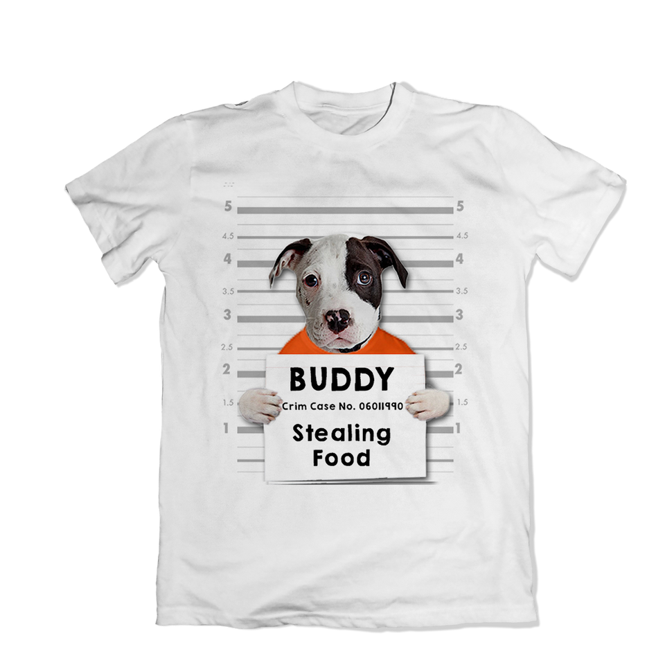 WANTED BUDDY T-SHIRT
