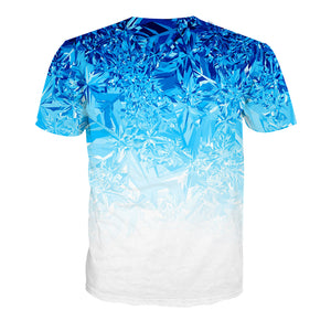 CRYSTAL BLUE T-SHIRT