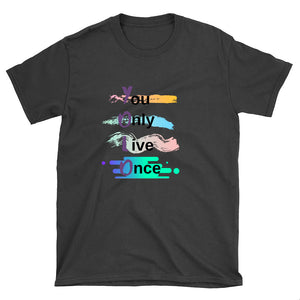 Personalized YOLO T- Shirt