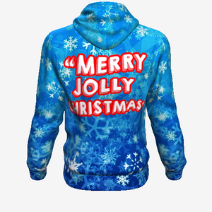 Christmas Hoodies Feel The Joy