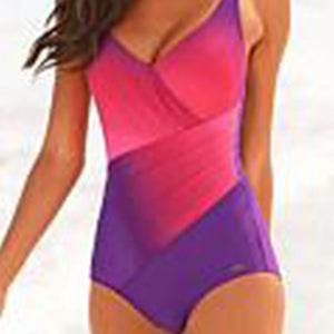 Monica Gradient One Piece Swimsuit