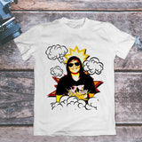 CUSTOMIZED COOL FACE PHOTO T-SHIRT