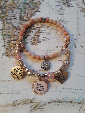 Sale: Mixed Bracelet Stacks with Chavez for Charity
