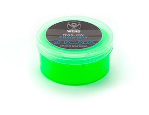 GREEN WEND Wax-On Chain Wax 1oz Pocket Individual