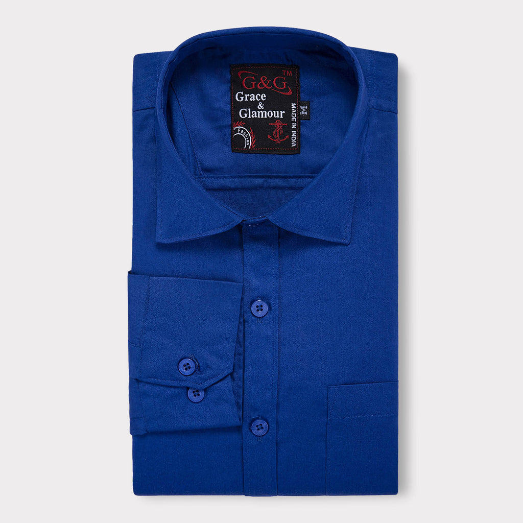 Full Sleeve Shirt for Men Combo (Pack of 2)