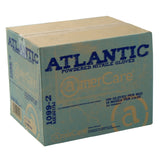 Atlantic Nitrile Gloves, Lightly Powdered, Closed Case