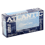 Atlantic Nitrile Gloves, Lightly Powdered, Inner Box