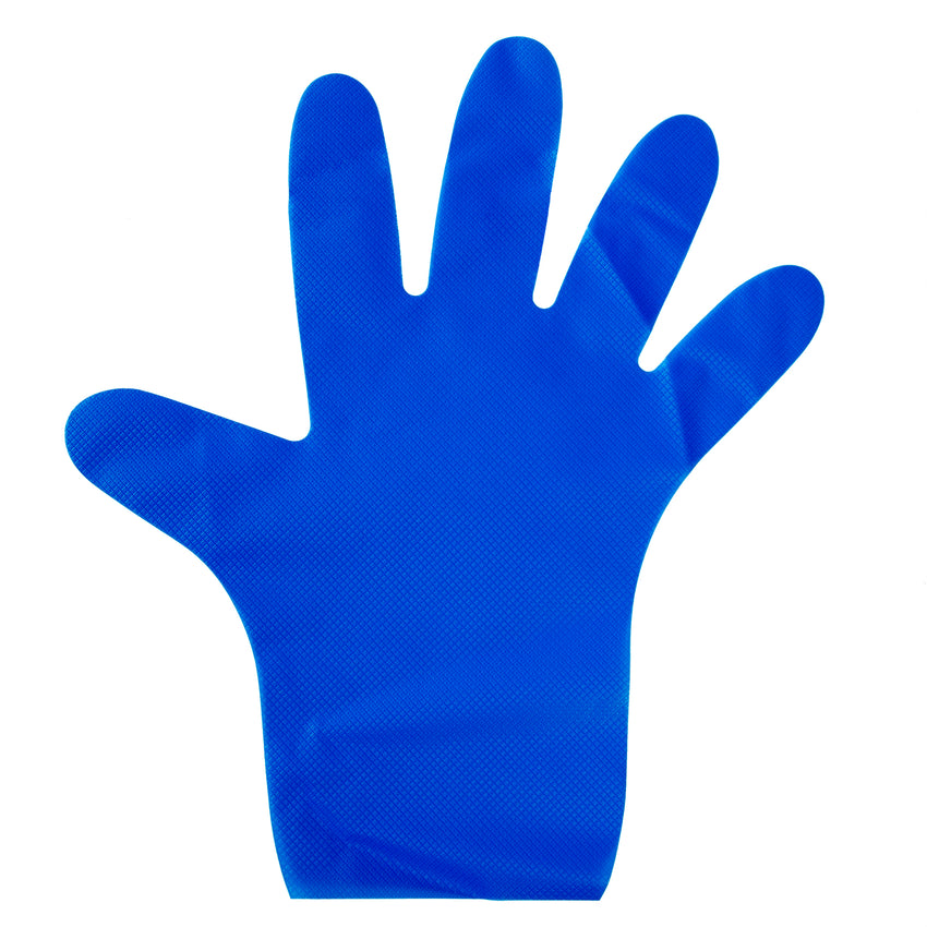 C2 Generation 3.0 Blue Hybrid Gloves, Powder Free, Individual Glove