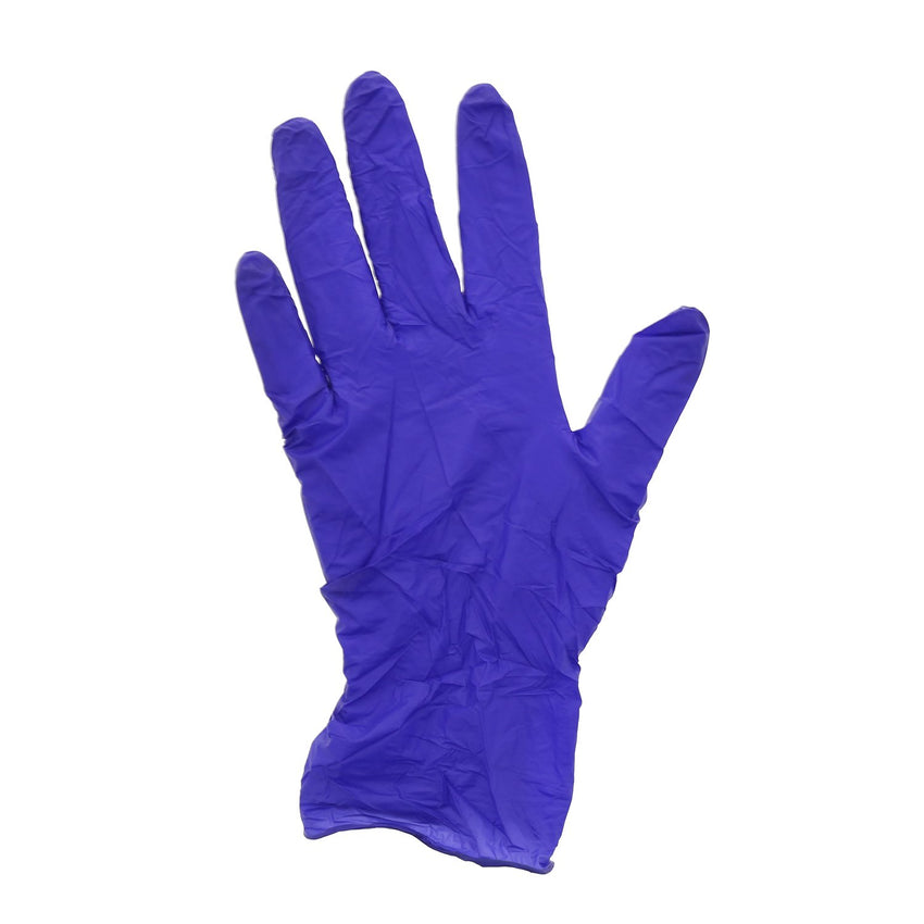 Med-Edge Nitrile Gloves, Exam Grade, Powder Free, Individual Glove