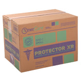 Protector XR Nitrile Gloves, Exam Grade, Powder Free, Closed Case