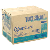 Tuff Skin Latex Gloves, Powder Free, Closed Case