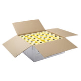 "Yellow Bond Rolls, 3"" x 165', 1 Ply, 7/16"" ID Core, Open Case"