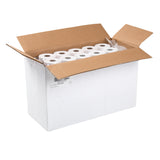 "POS Tray, 2.25"" x 130' 1 Ply Bond Register Rolls, Open Case"