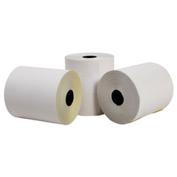 Carbonless Rolls, White-Canary, 3.25